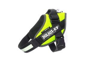 Julius-K9, 16IDC-NE, IDC-Powergeschirr, Neon grün