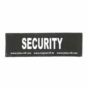 Julius K9 Klettsticker Security