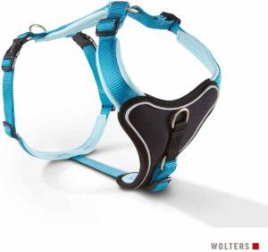 Wolters Hundegeschirr blau